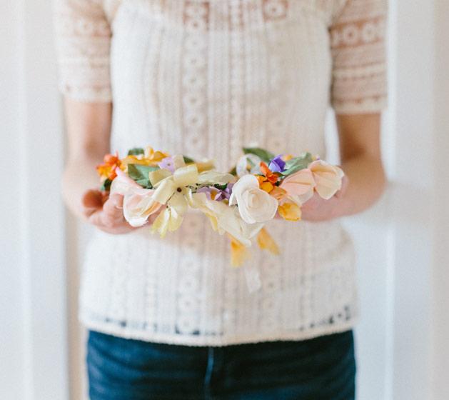 Flores de seda artesanales en Barcelona